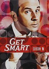 Get Smart: Season 1 - 5 DISC SET (2016, REGION 1 DVD New)
