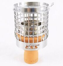 Hookah Wind Cover Cage Screen For Kaloud Lotus Stainless Steel Coal Cover