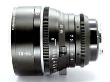 Customized cine lens sigma18-35mm f1.8 CANON EF for Canon 5D BMCC BMPCC SONY RED