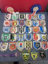 Lot De + de 30 Fanions Club De Football