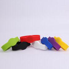 3X NFC Bracelet Silicone Wristband Ntag203 13.56MHz RFID Proximity Smart Card