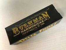 Harmonica Bushman Delta Frost major keys (new)