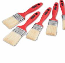 5 teiliges Pinsel-Set Heimwerker Flach Pinsel In mehreren Größen 25mm 40mm 50mm
