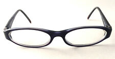 Hugo Boss Dark Blue Unisex Glasses Frames Made in Italy 53-16-135mm HG15587