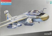 Monogram 1:48 EA-6B Prowler Plastic Aircraft Model Kit #5611U2