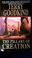 THE PILLARS OF CREATION-A SWORD OF TRUTH NOVEL BY TERRY GOODKIND-FANTASY-PAPERBK