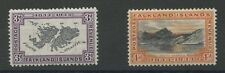 Falkland Islands 1933 Centenary 3d and 4d SG 131-132 Mounted Mint