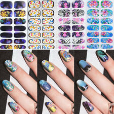 DIY Decals Nails Art Water Transfer Printing Stickers For Manicure cute