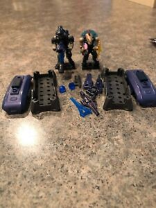 Mega Bloks Halo Covenant Weapons Customizer Pack CNH22 100% Complete