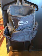Outward Hound Puppy Small Dog Backpack3 Pockets Mesh Euc