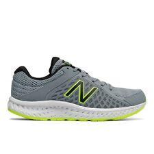New Balance NB 420v4 мужские повседневные кроссовки, обувь, серый с черными M420-V4