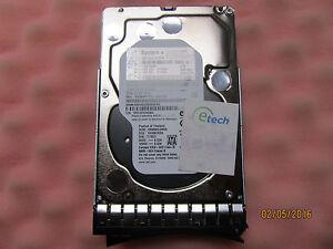 "81Y9798 - IBM 3TB 7.2K 6Gbps NL SATA 3.5"" G2HS HDD, FRU 81Y9799 for x3630 M4 and"
