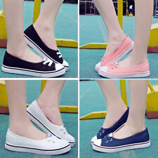 Летние женские кроссовки повседневные кроссовки на шнуровке холст туфли балетки спорт причинно-следственной Usa