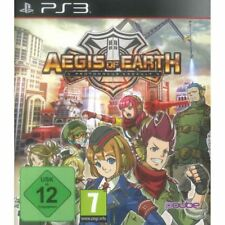 Aegis of Earth * Protonovus Assault - PS3 neuf sous blister VF