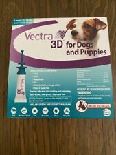 Vectra 3D Teal Small Dogs 11-20 lbs 3 Month