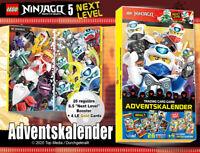 Lego® Ninjago™ Serie 5 Next Level Trading Card Game Adventskalender