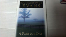 A Perfect Day by Richard Paul Evans SIGNED HC 1st/1st USED