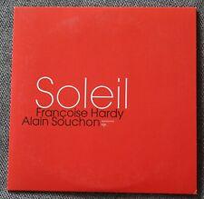 Françoise Hardy & Alain Souchon, soleil, CD single promo