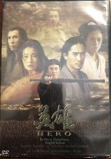 Dvd Movie Chinese Hero By Zhang Yimou Jet Li Mag Cheung