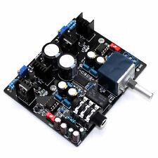 TPA6120A NE5534 Kopfhörerplatine mit UPC1237-Schutzschaltung+Alpenpotentiometer