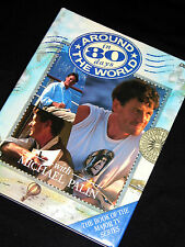 MICHAEL PALIN Around the World in 80 Days 1989 First/1st hb dw verne tv annual