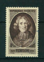 France 1947 Fenelon, Archbishop of Cambrai stamp. Used. Sg 1015