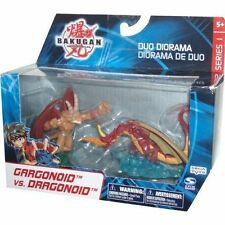 Bakugan Battle Brawlers Gargonoid VS. Dragonoid Action Figure