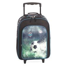 Fabrizio Kinder-sporttasche Fußball schwarz
