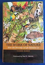 Work Of Nature How Diversity Of Life Sustains Us Science Environmental Ecology