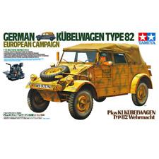 Tamiya 36205 German Kubelwagen Type82 European Campaign 1/16