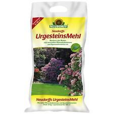 Neudorff UrgesteinsMehl 10kg Dünger Rasen Urgesteins Mehl Bodenhilfsstoff Boden
