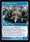 MESMERIC SLIVER Future Sight MTG Blue Creature — Sliver Com