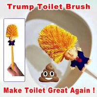 Trump higiénico Nightstool Escobilla baño surco fregadero limpie cepillo tools