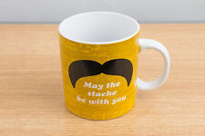 Coastal Cocktails - May The Stache Be With You - Large Mug - Cup