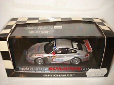 MINICHAMPS 400046205 PORSCHE 911 GT3  SUPERCUP 2004 WINNER  W. HENZLER au 1/43°