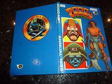 2000 AD UK Comic Annual - Year 1985 - UK Fleetway Annual