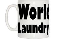 World's Best Laundry Assistant Mug