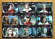 Quotable Star Trek Movies Women Of Expansion Card Set