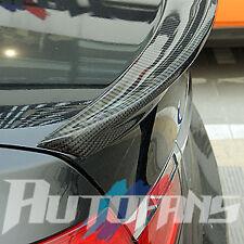 BMW F01 NEW 7 SERIES A TYPE CARBON FIBER TRUNK SPOILER 740i 750i 09up AF-0099