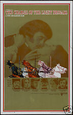 The charge of the light brigade vintage movie poster