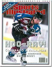 Sports Illustrated Commemorative Edition Colorado Avalanche Ray Bourque