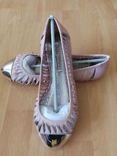 Damen Schuhe Buffalo Ballerinas Gr.39 pink