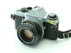 Pentax ME Super 35mm SLR Camera with SMC Pentax M 50mm f2 Lens 3742768