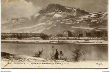 CPA-Carte postale-France - Grenoble - Le Drac et le Moucherotte (CP1705)