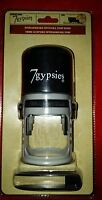 7 Gypsies 97% Certifiable Rubber Stamp Base Only Round Style #17676 scrapbooking