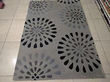 Indian Handmade Tufted 4.6x6.6 140x200 cm Modern Wool Carpet Rug Hali Alfombras
