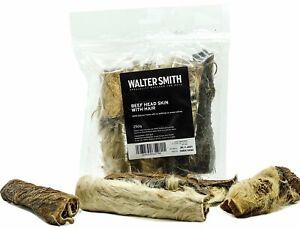 waltersmith Beef Head Skin with Hair (250g) x2