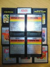 Atari 2600 Spiele Sammlung Konvolut