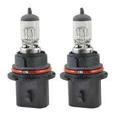 9007 HB5 60/55W DOT OEM Replace Philips Osram Halogen High Low Light Bulbs F153