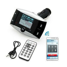 """1.5"""" écran lcd voiture lecteur MP3 bluetooth haut-parleur fm émetteur modulateur"""